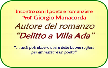 Incontro con Giorgio Manacorda | Istituto Paritario Galilei Treviso