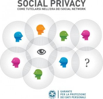 garante privacy opuscolo