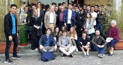 Erasmus plus al Galilei treviso