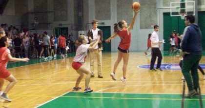 School Cup 2018 – Benetton Basket Solid World