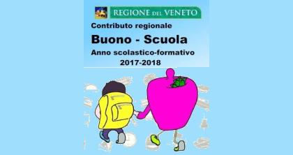 Buono Scuola Veneto 2017-2018